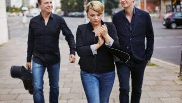 1 Cristin Claas Trio Farbe Straße