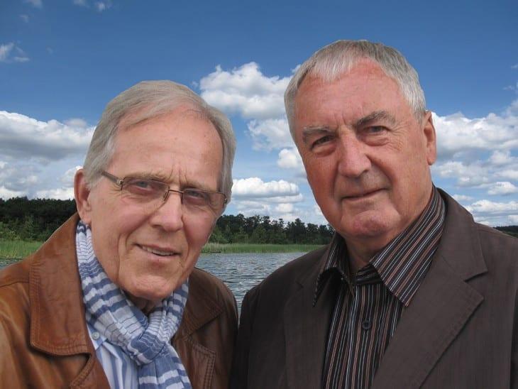 Hans-Peter Hahn & Peter Körner klein