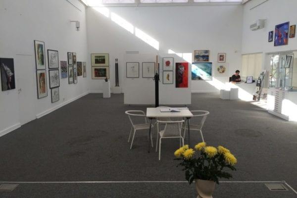 Ausstellung 25 Jahre Kunsthalle – 17.9. – 4.12.2016