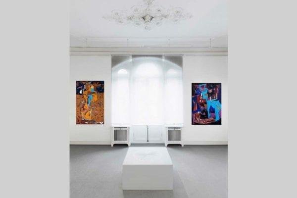 Ausstellung Jost Giese – 6.8. – 11.9.2016