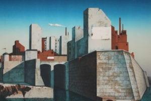Manfred Kastner - Die Stadt 1981