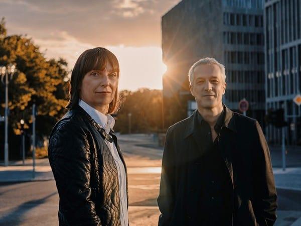 Maria Baptist & Jan von Klewitz klein