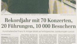 Ostsee-Zeitung 29.12.2016 - Rückblick 2016