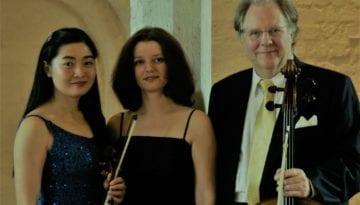 Quintilian Trio - klein