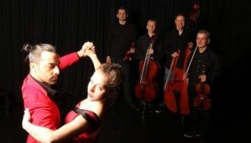 Rossini Strings Tango 3