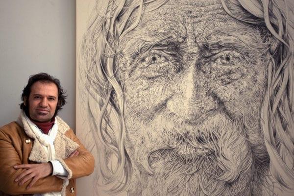 Ausstellung – Ali Zülfikar – 30.4. – 12.6.2016